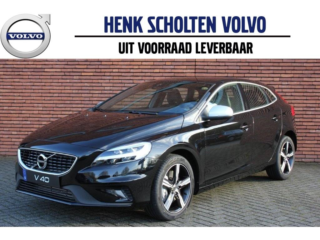 Volvo V40 T4 geartronic business sport