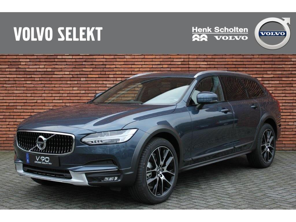 Volvo V90 cross country D5 geartronic awd pro zeer compleet!