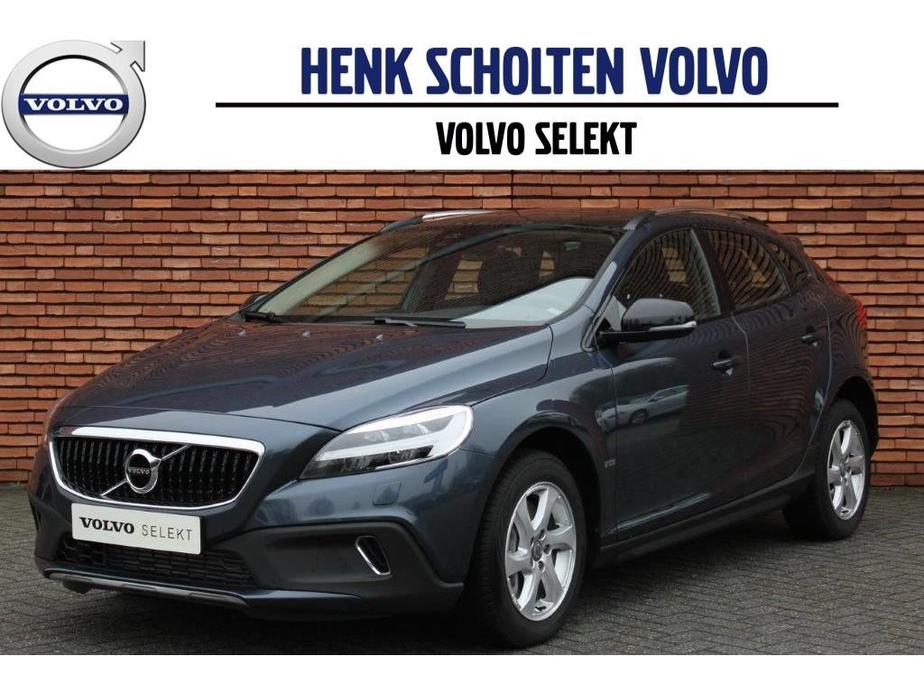 Volvo V40 cross country T3 nordic+ luxury geartronic