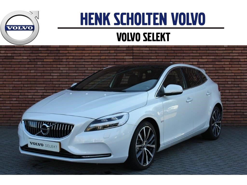 Volvo V40 T3 nordic+ luxury geartronic
