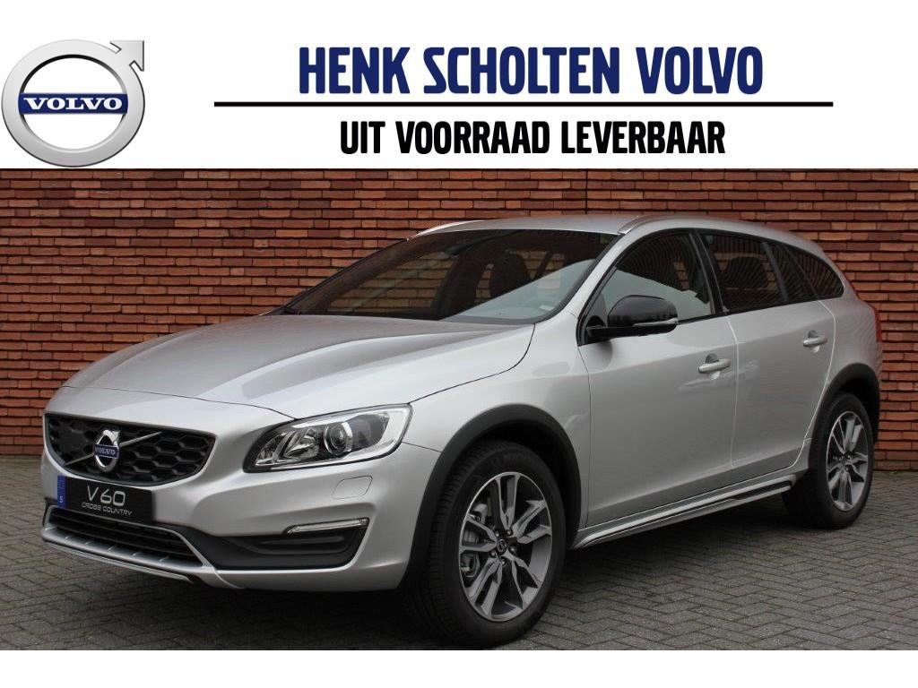 Volvo V60 cross country D3 geartronic polar +