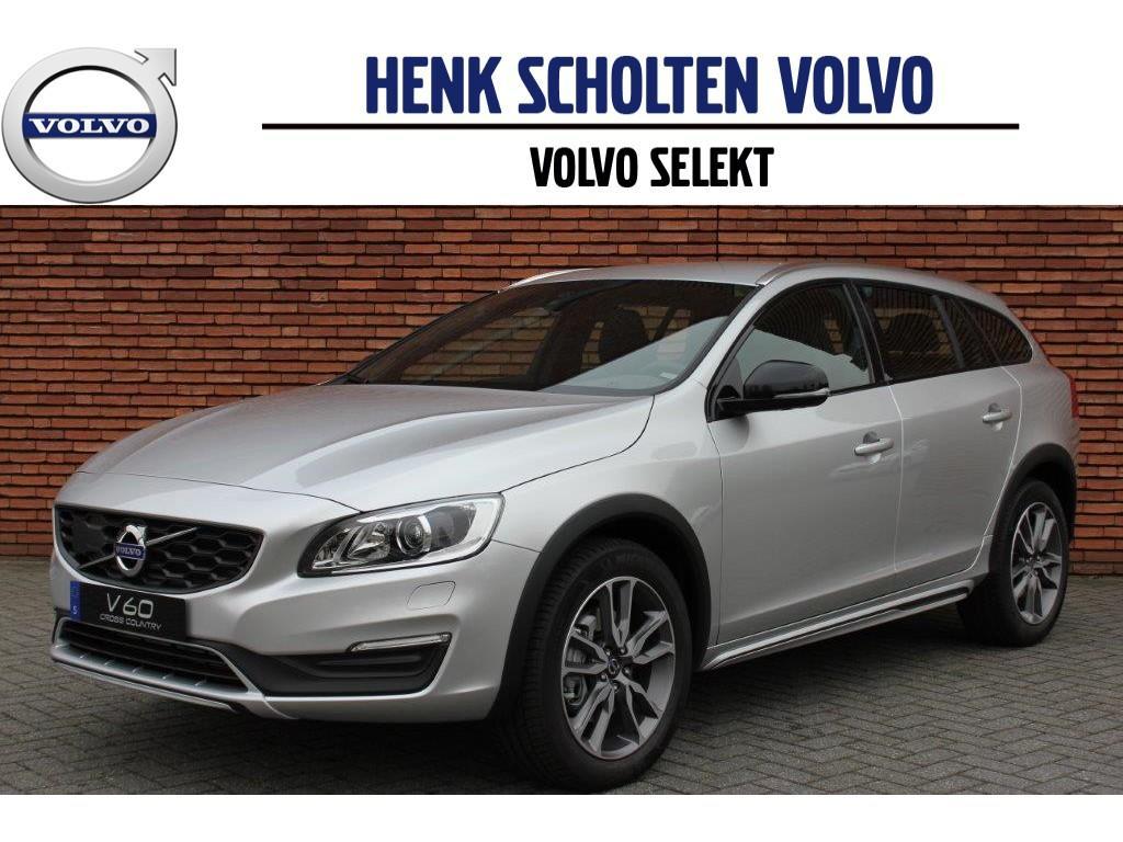 Volvo V60 cross country D3 geartronic polar+