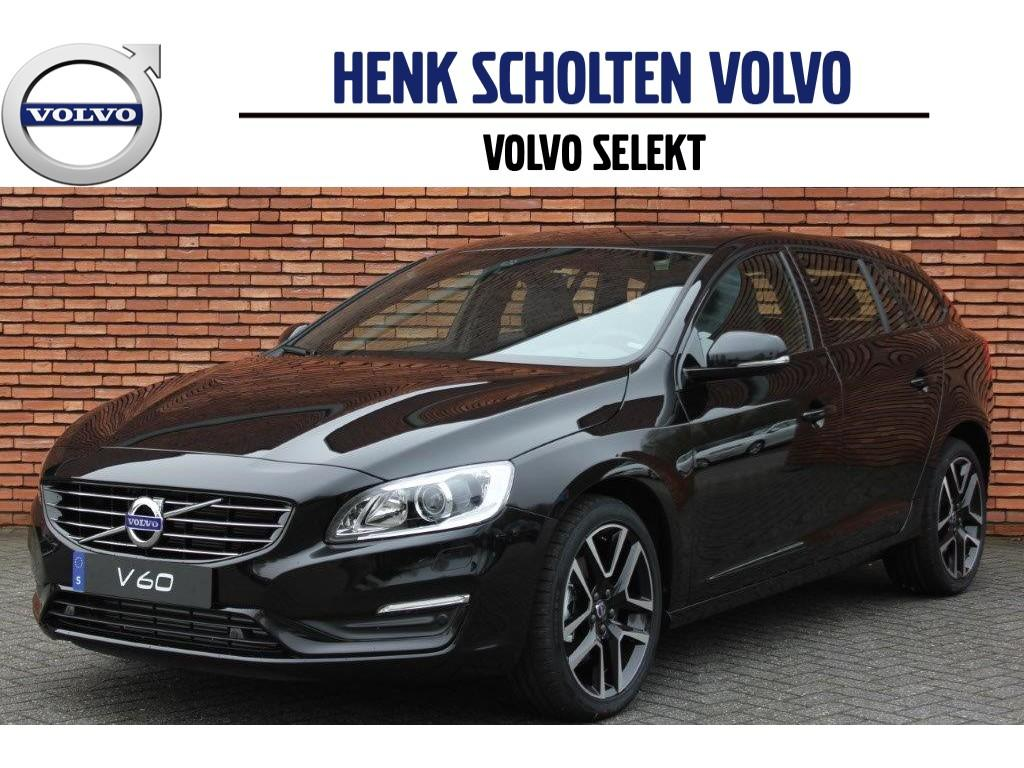 Volvo V60 D4 geartronic polar+ dynamic