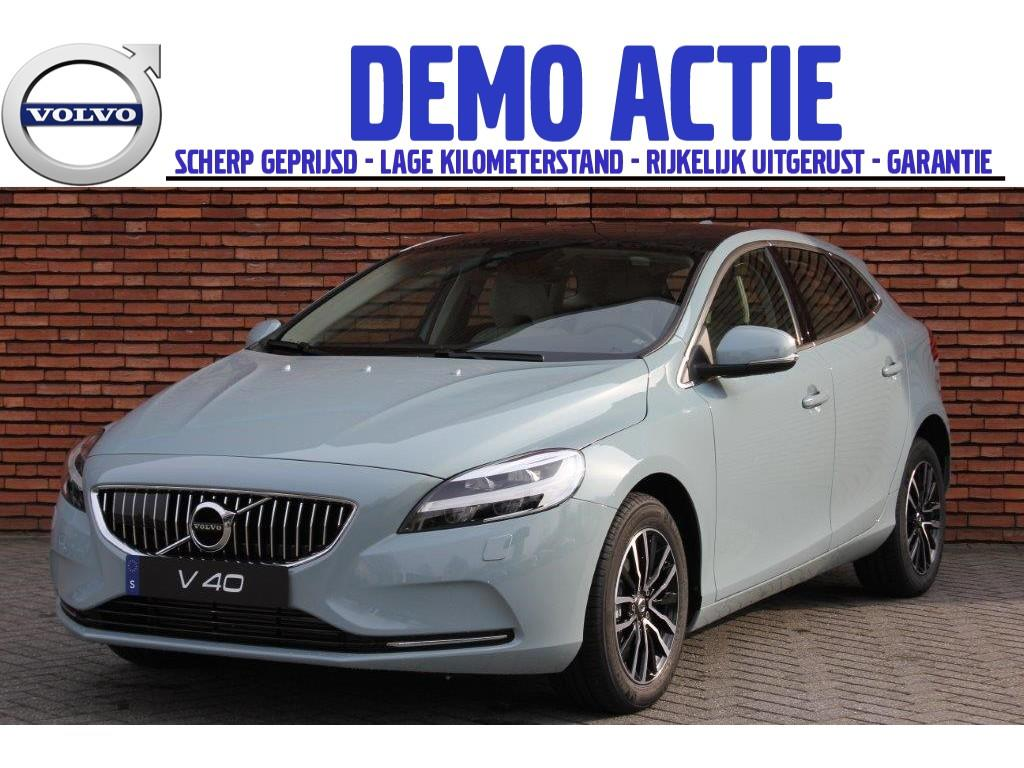 Volvo V40 D2 geartronic nordic+ luxury