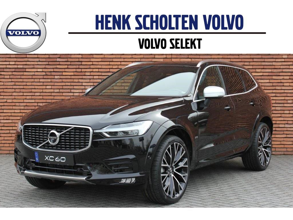 Volvo Xc60 New d5 awd geartronic r-design