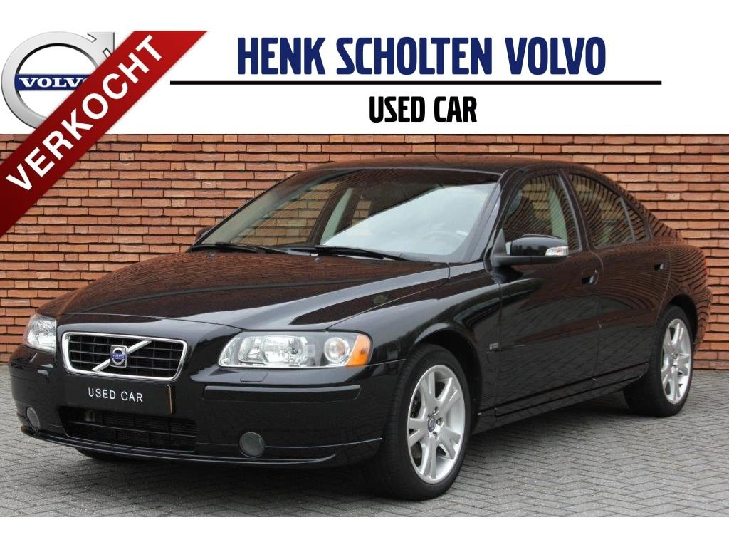 Volvo S60 D5 drivers edition geartronic