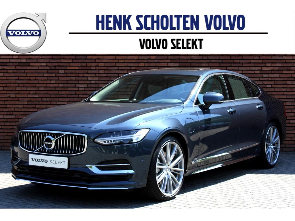 Volvo S90 T8 twin engine 407pk geartronic awd inscription