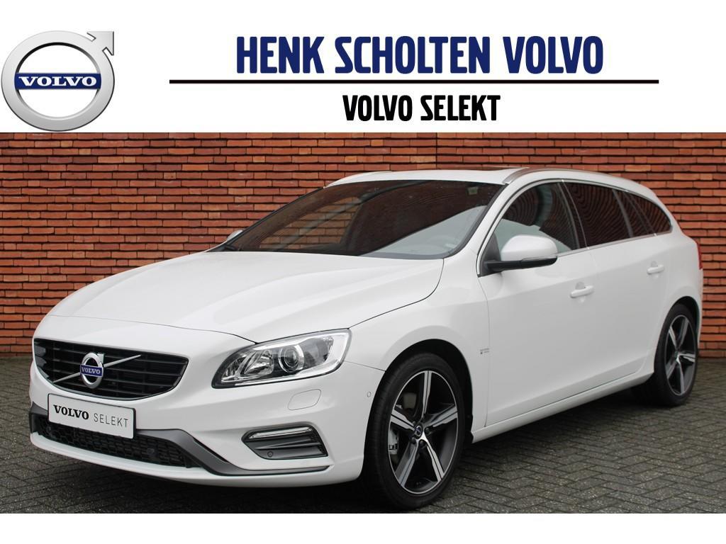 Volvo V60 T4 business sport luxuryline/scandinavian line