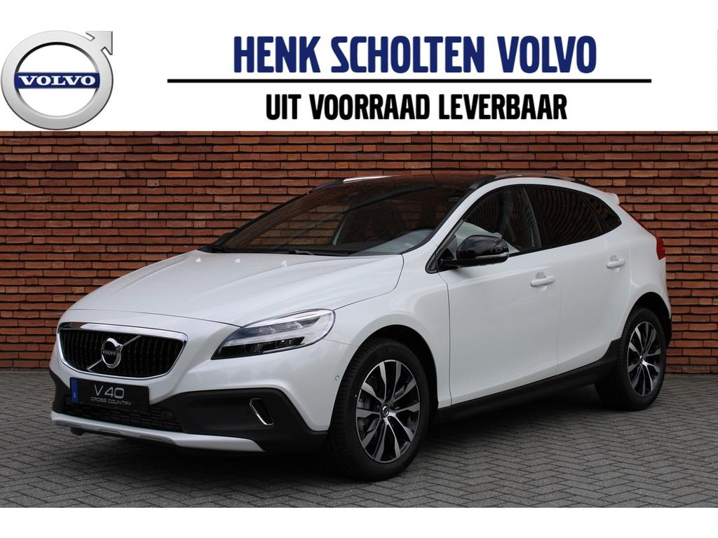 Volvo V40 cross country T3 geartronic dynamic ed.