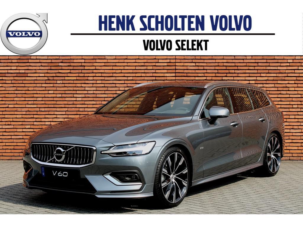 Volvo V60 New t6 310pk awd geartronic inscription