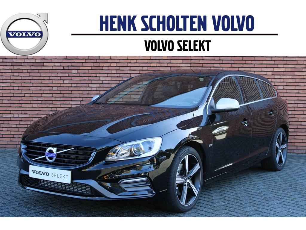Volvo V60 T4 geartronic business sport + scandinavian line