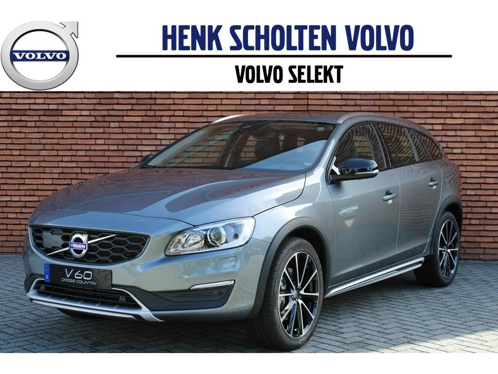 Volvo V60 cross country D4 awd geartronic polar+