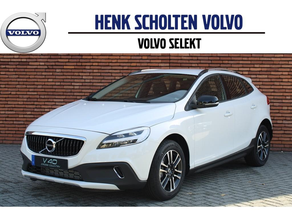 Volvo V40 cross country T3 geartronic edition+