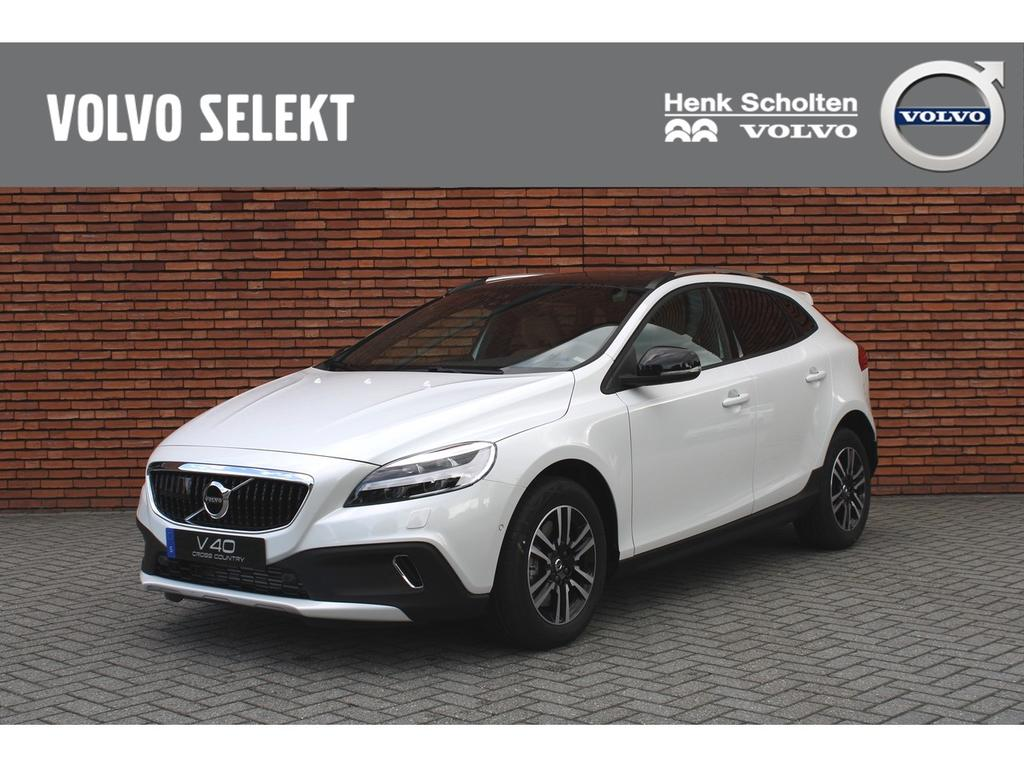 Volvo V40 cross country T3 geartronic edition+ luxury
