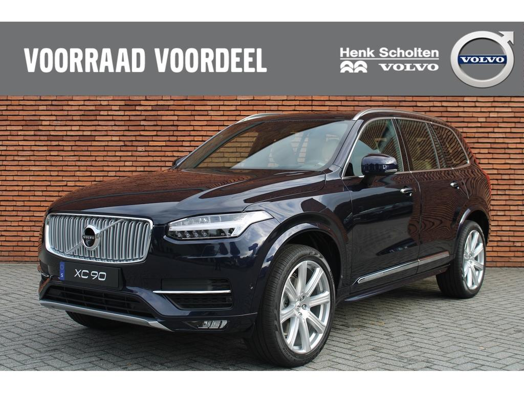 Volvo Xc90 T5 250pk geartronic 7p awd inscription
