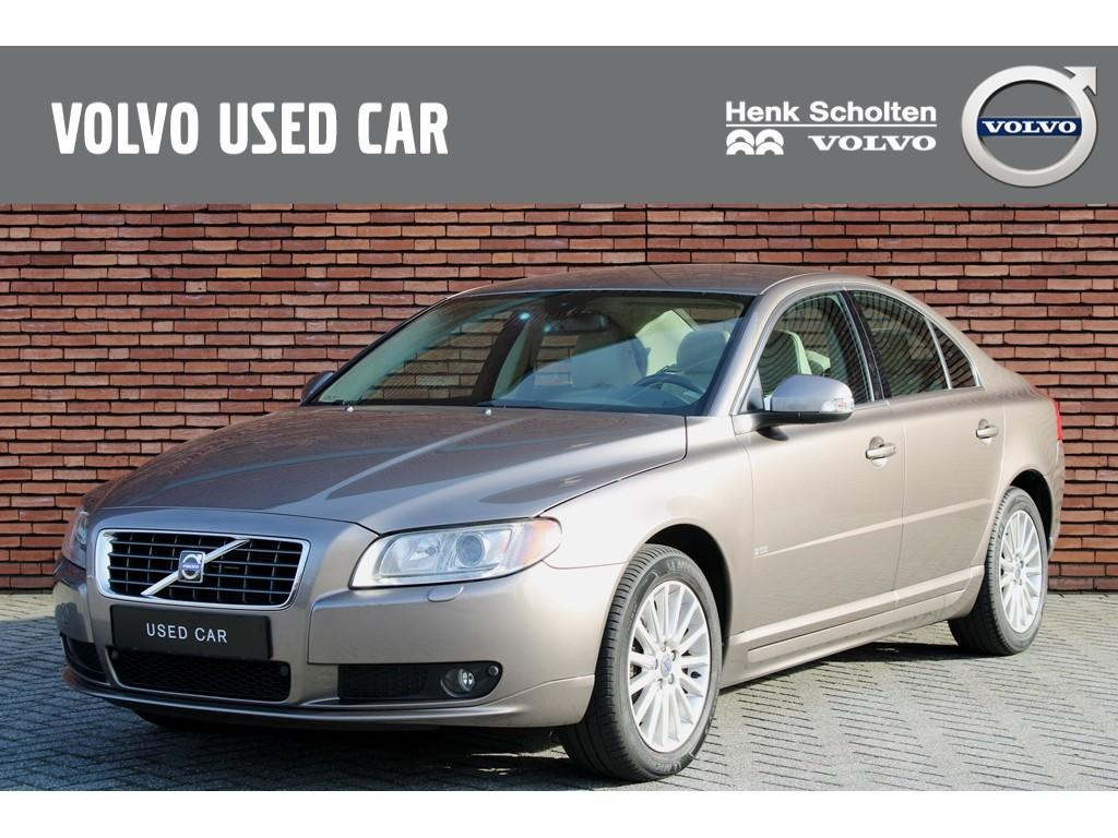 Volvo S80 3.2 geartronic awd summum
