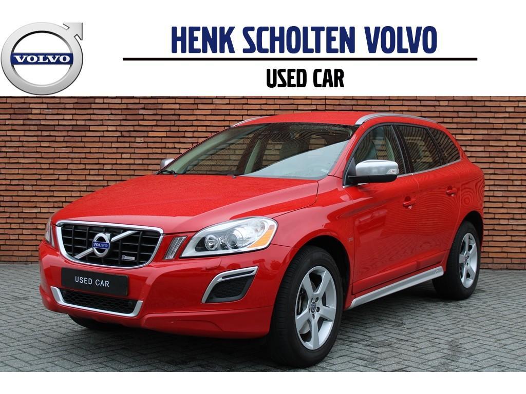 Volvo Xc60 D5 r-design geartonic awd nav/18'lichtm/clima
