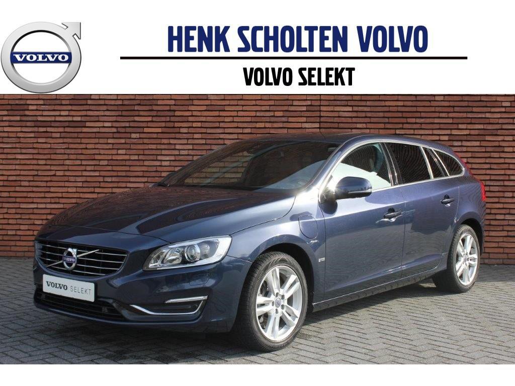 Volvo V60 D6 plug-in hybrid 283pk geartronic awd summum