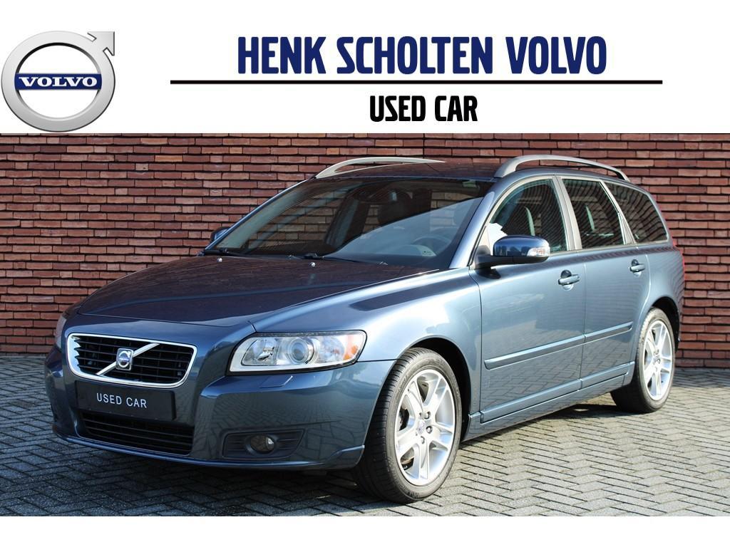 Volvo V50 1.8 edition 17'lichtm/ clima/ leer