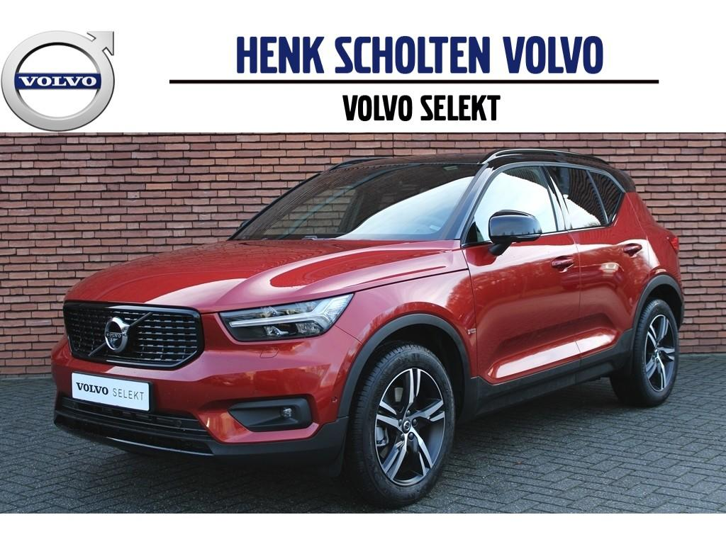 Volvo Xc40 T5 awd geartronic r-design intro edition luxury