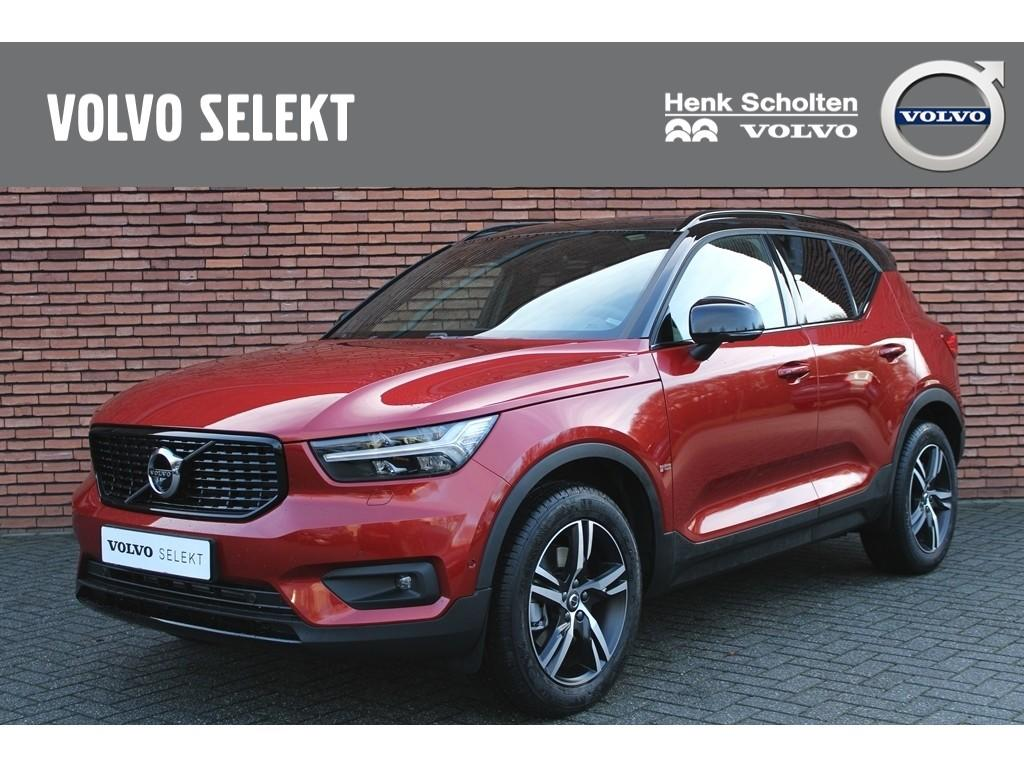 Volvo Xc40 T5 r-design intro edition awd geartronic