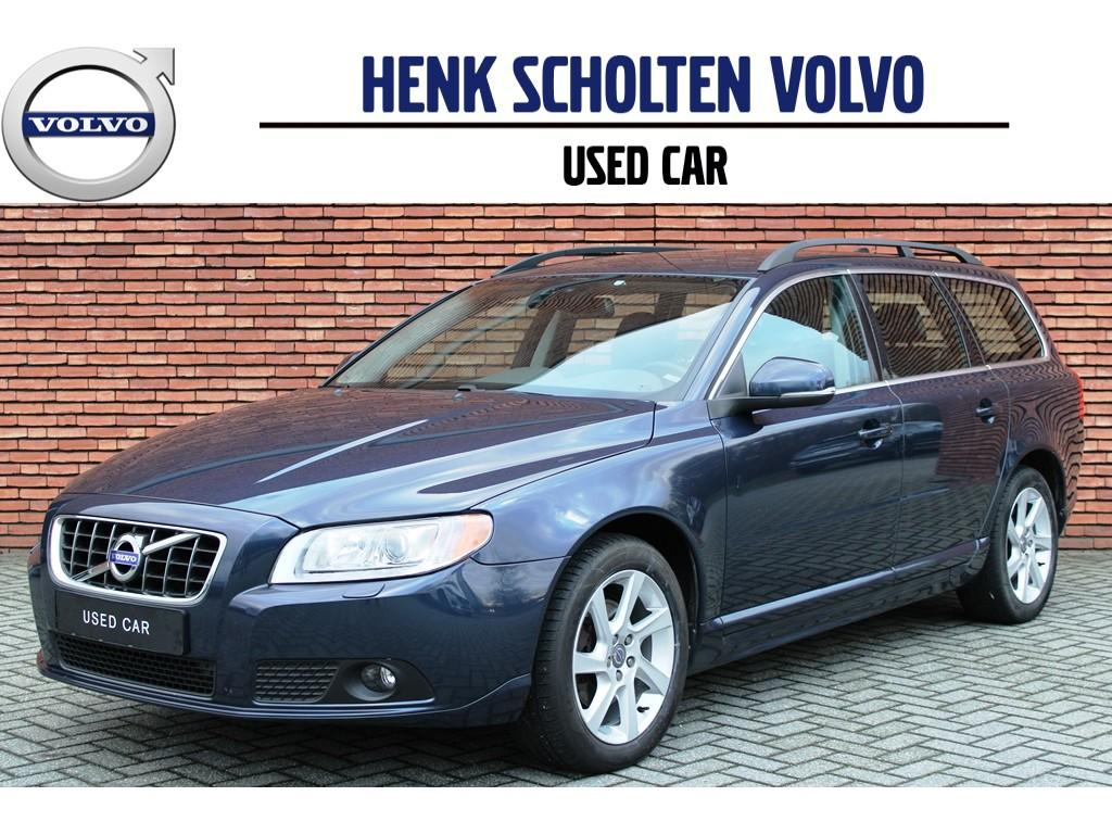 Volvo V70 T4 limited edition automaat 17'lichm/navi