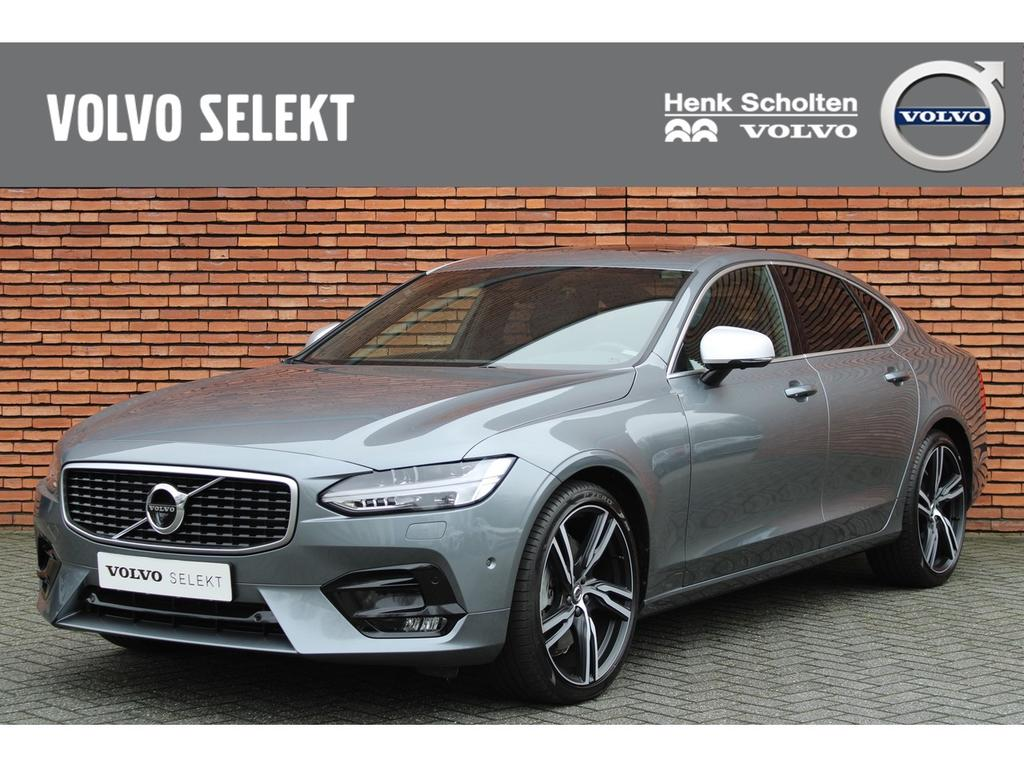 Volvo S90 D4 geartronic r-design 190pk full options