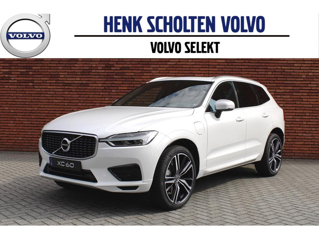Volvo Xc60 New t8 twin engine geartronic awd plug-in hybrid r-design