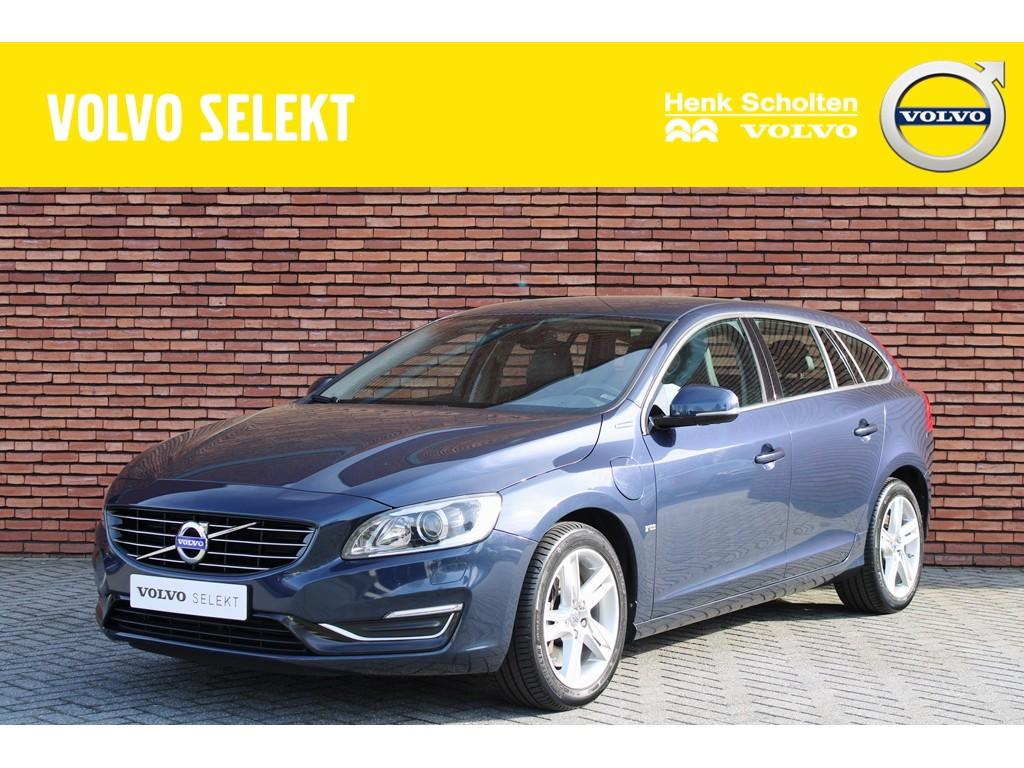 Volvo V60 D6 plug-in hybrid geartronic awd summum