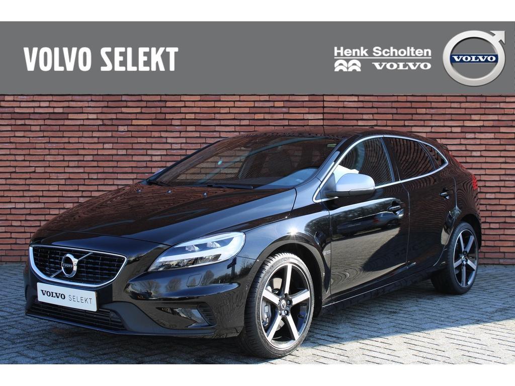Volvo V40 1.5 t3 polar+ sport geartronic 18'lmv/navi/clima