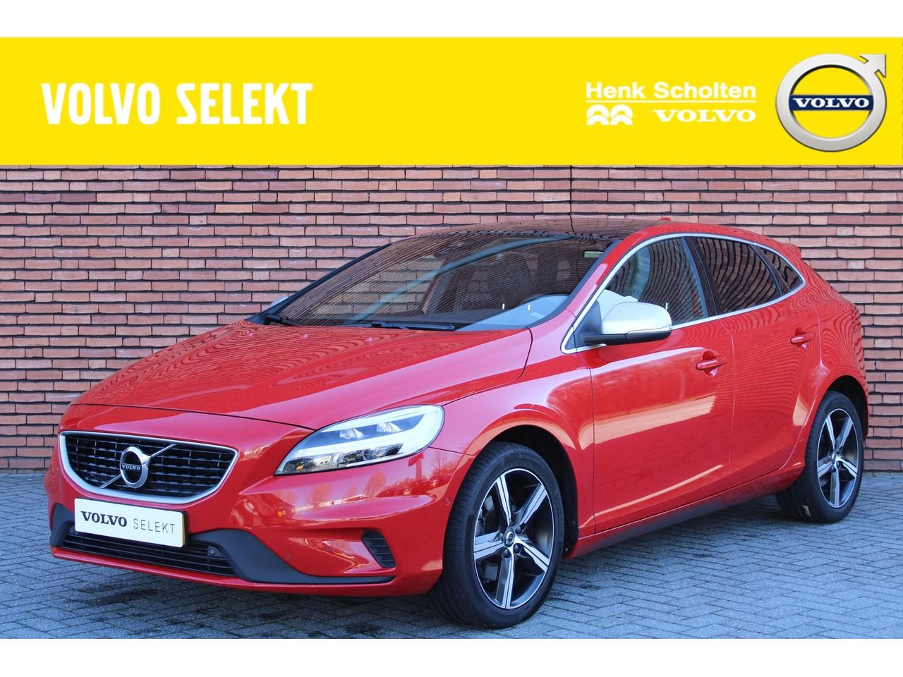 Volvo V40 2.0 t4 190pk business sport, luxury line, r-design