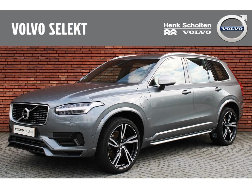 Volvo Xc90 T8 te phev awd r-design 7p.