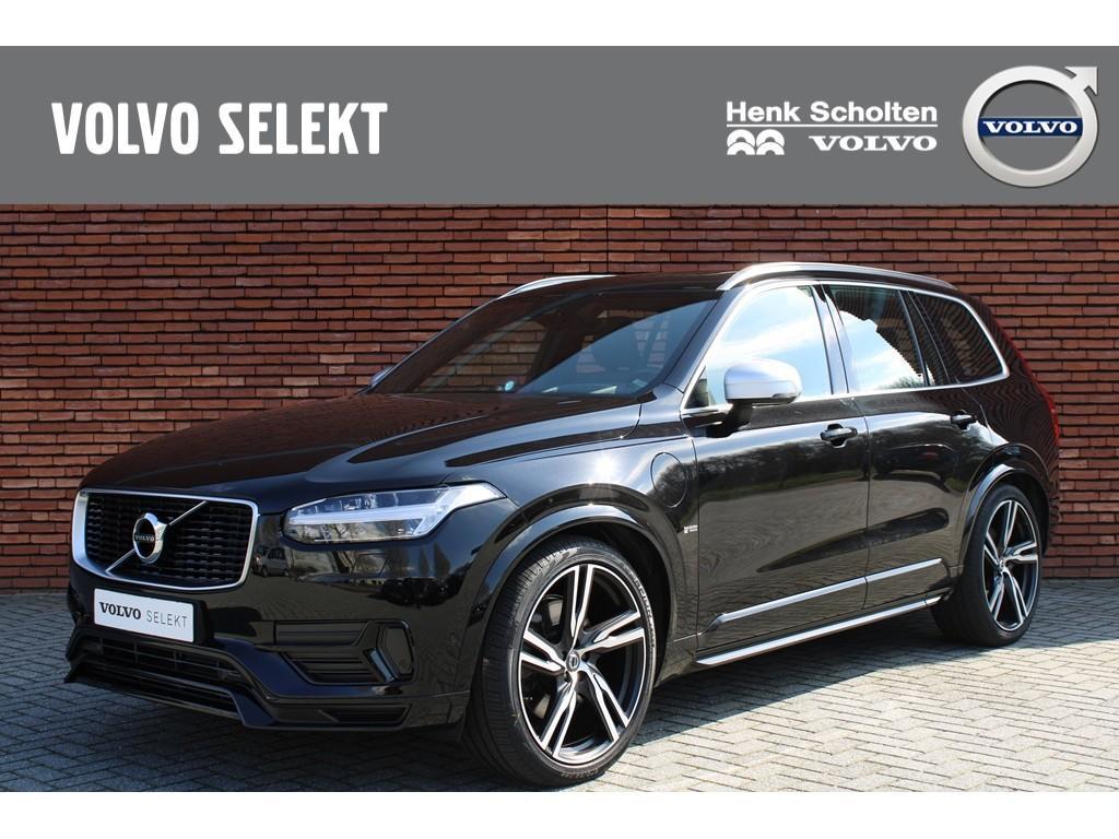 Volvo Xc90 T8 7% 400pk 7p awd r-design full options