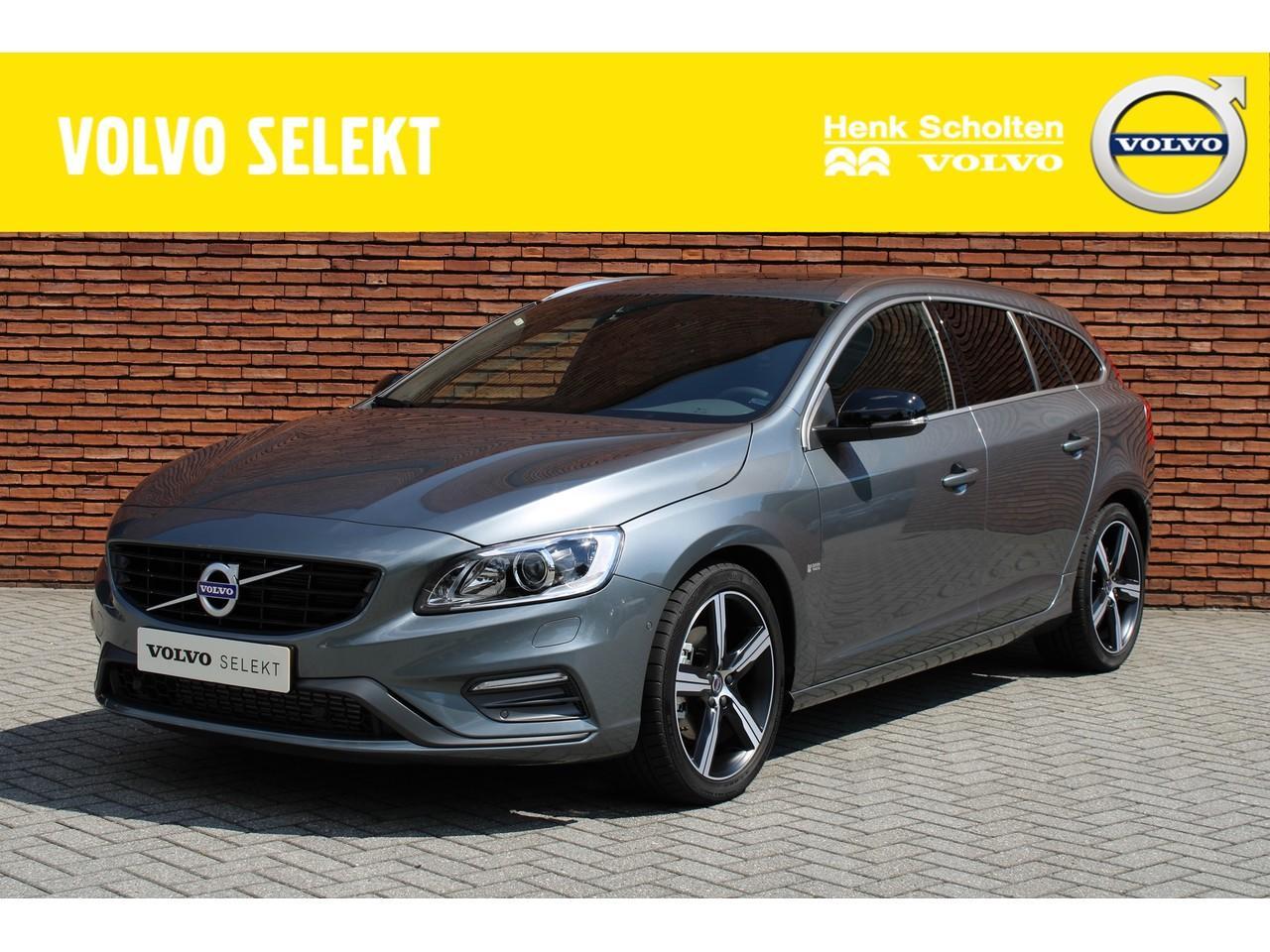 Volvo V60 D4 190pk geartronic business sport luxury scan.