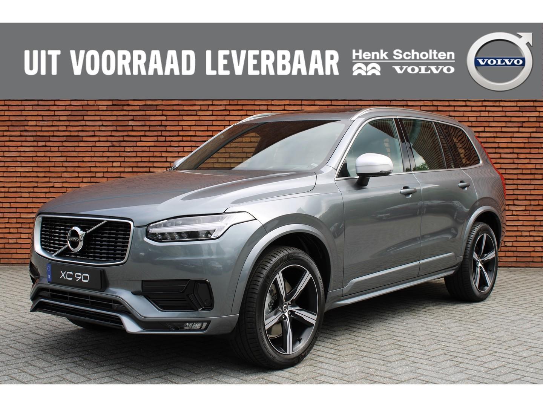 Volvo Xc90 T5 250pk awd r-design, intellisafe, stoelverwarming