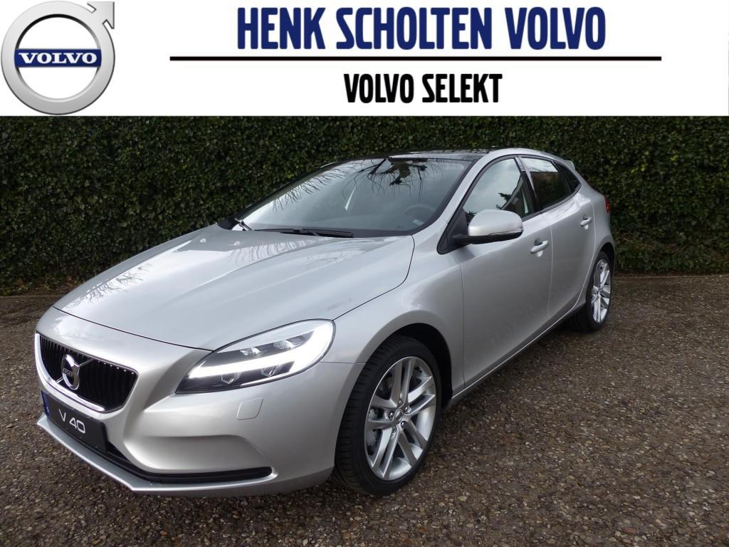 """Volvo V40 T3 2.0 152pk nordic+, 18"""", panoramischdak, dab+"""