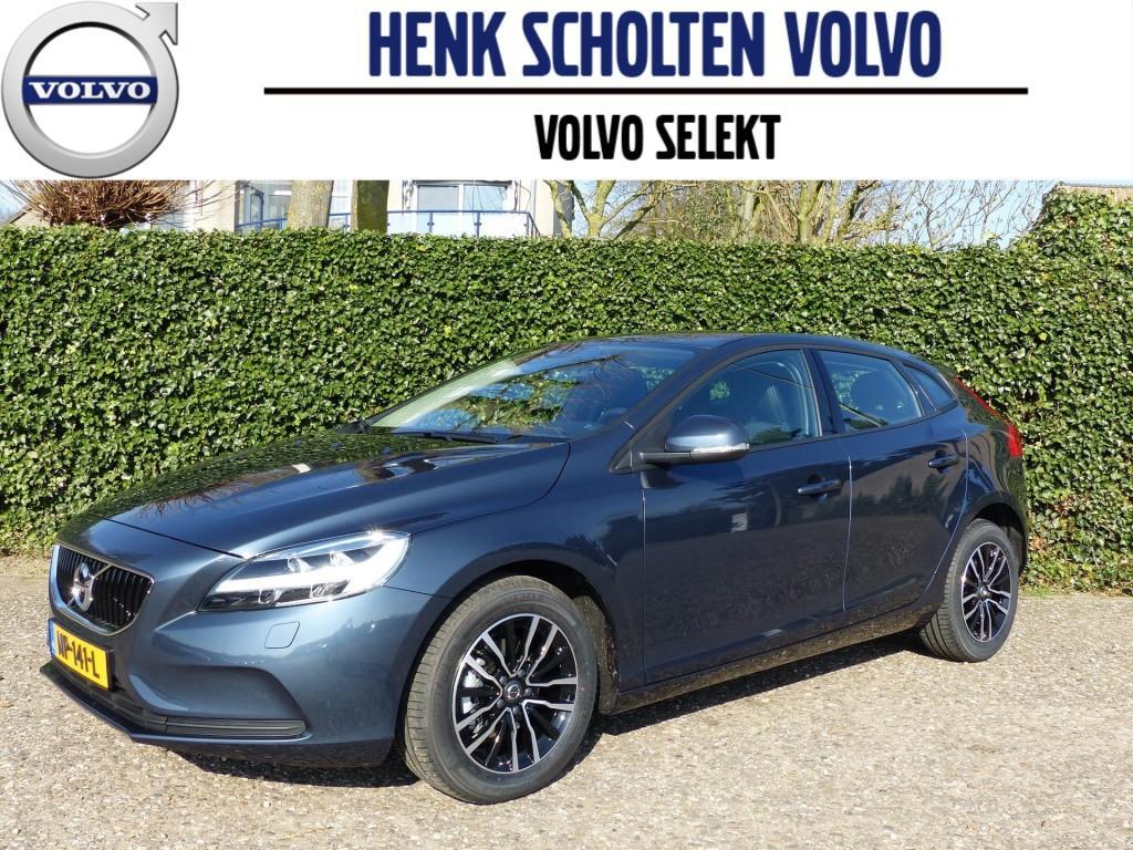 Volvo V40 2.0 d2 120pk nordic+ navigatie standkachel verwarmbare stoelen