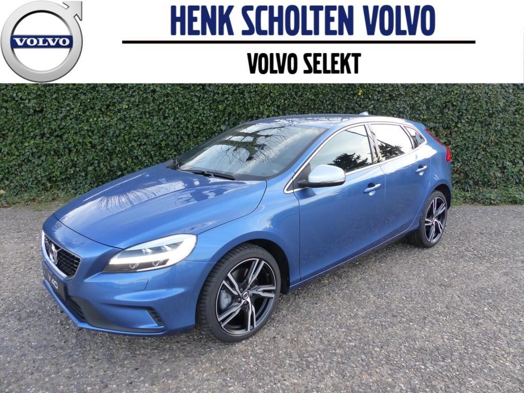 "Volvo V40 D3 150pk nordic+ sport, dab+, 18"""