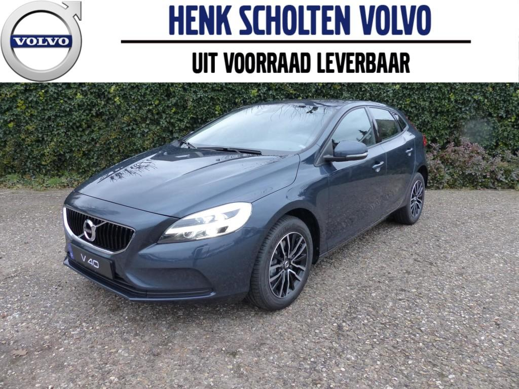 Volvo V40 T2 122pk nordic+, volvo on call, led koplampen, parkeerverwarmin