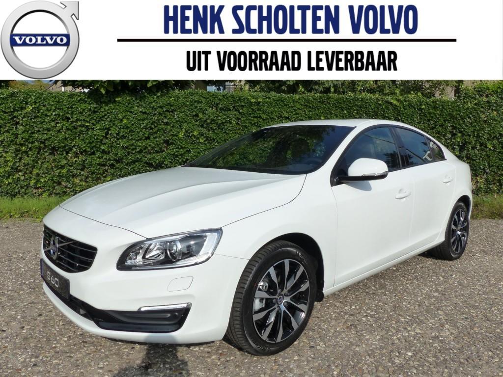 Volvo S60 T3 2.0 152pk polar+ dynamic, comfort line, luxury line, dab+