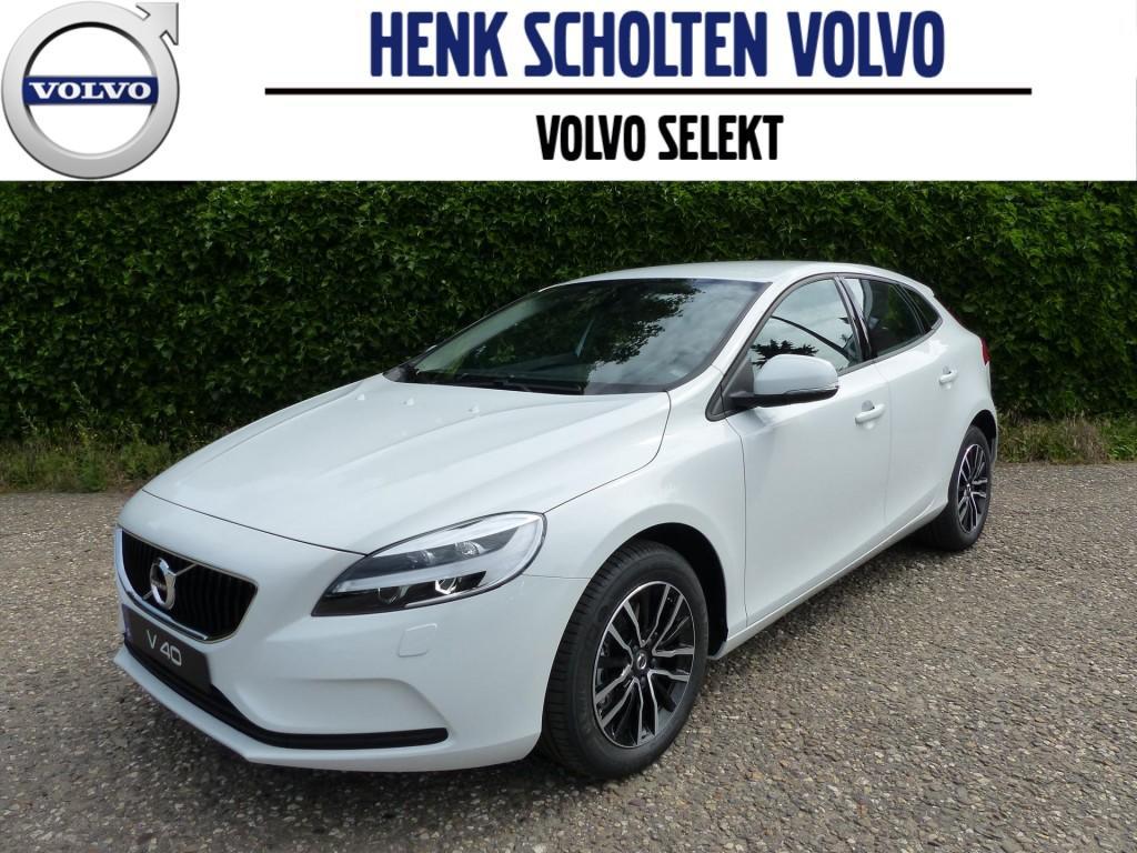 Volvo V40 T2 122pk nordic+, led koplampen, volvo on call., parkeer verwarm