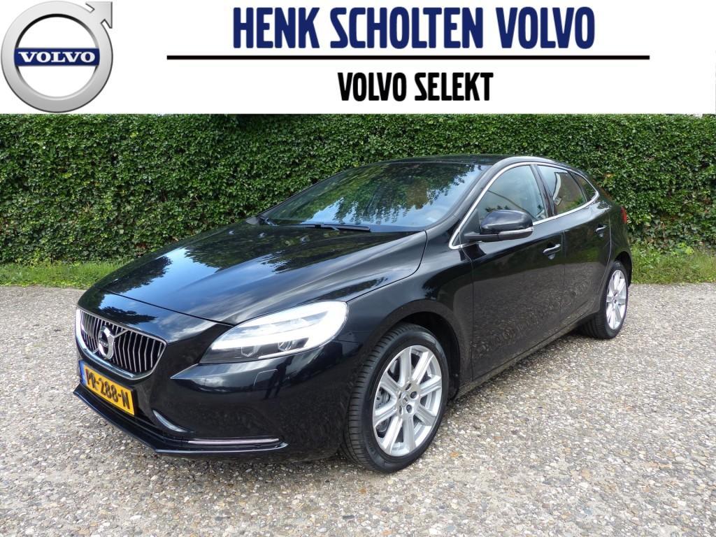 Volvo V40 2.0 d2 120pk geartronic inscription intellisafe pro line