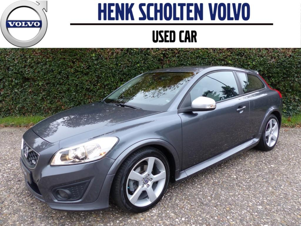 "Volvo C30 D2 115pk r-edition, 17"" velgen, ecc, cruise control, bluetooth"