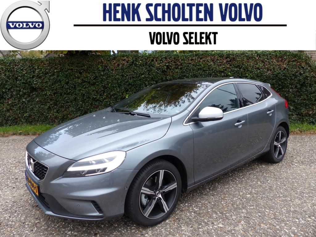 Volvo V40 2.0 t4 190pk business sport navigatie leder panoramisch dak full