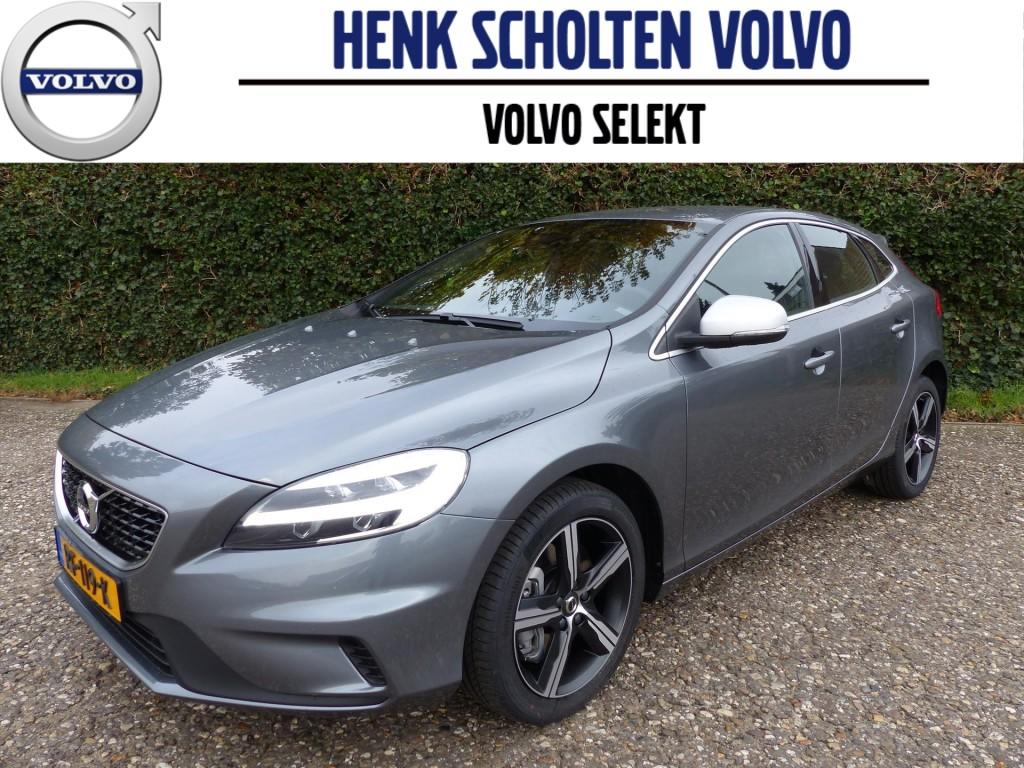 Volvo V40 2.0 t4 190pk geartronic business sport navigatie bluetooth
