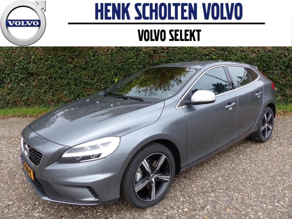 Volvo V40 2.0 t4 190pk business sport navigatie standkachel verwarmbare st