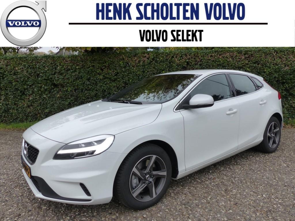 Volvo V40 D3 150pk business sport navi. verwarmbare stoelen bluet.