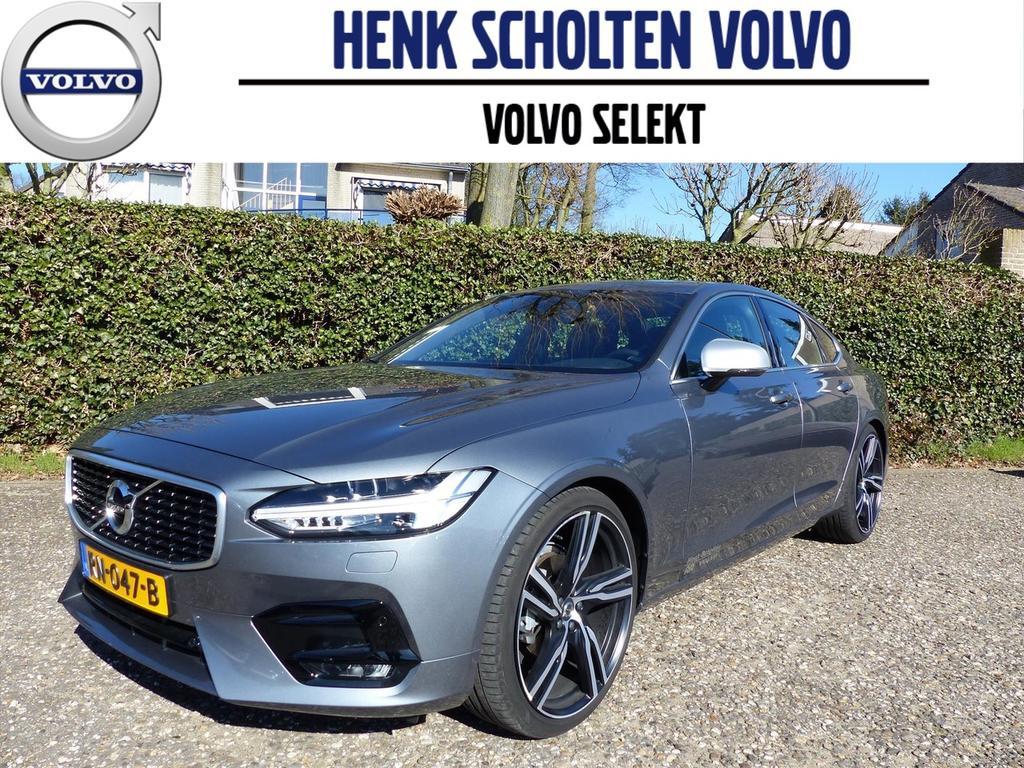 """Volvo S90 D3 150pk geartronic r-design 21""""velgen, spoilerkit, schuifdak"""