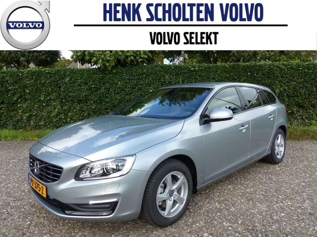 Volvo V60 D2 120pk polar+ dynamic