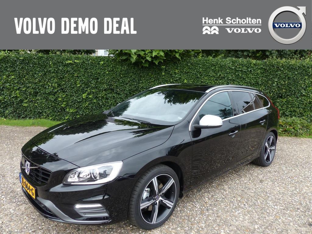 Volvo V60 D4 business sport luxury/scan/intellisafe line